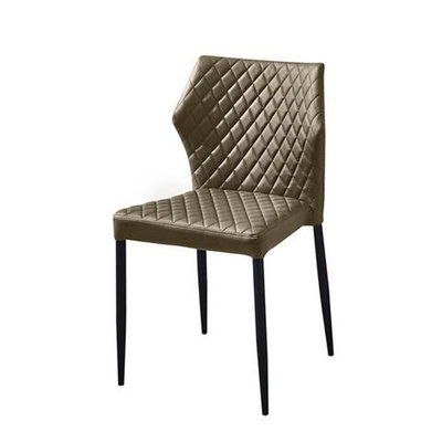 Diamond Sofa Milo Dining Chair Brown