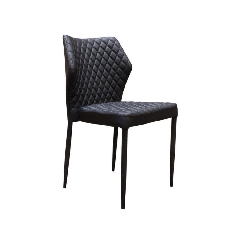 Diamond Sofa Milo Dining Chair Black