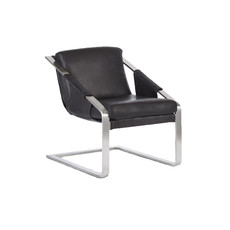 One for Victory Eiffel Chair - Black ( Places Space) Stainless steal