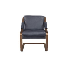 One for Victory Eiffel Chair in Rose Gold - Arc Denim