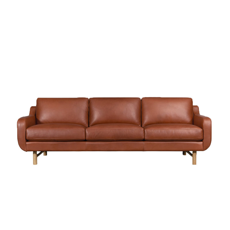 One for Victory Elise Sofa - Angelina Salsa