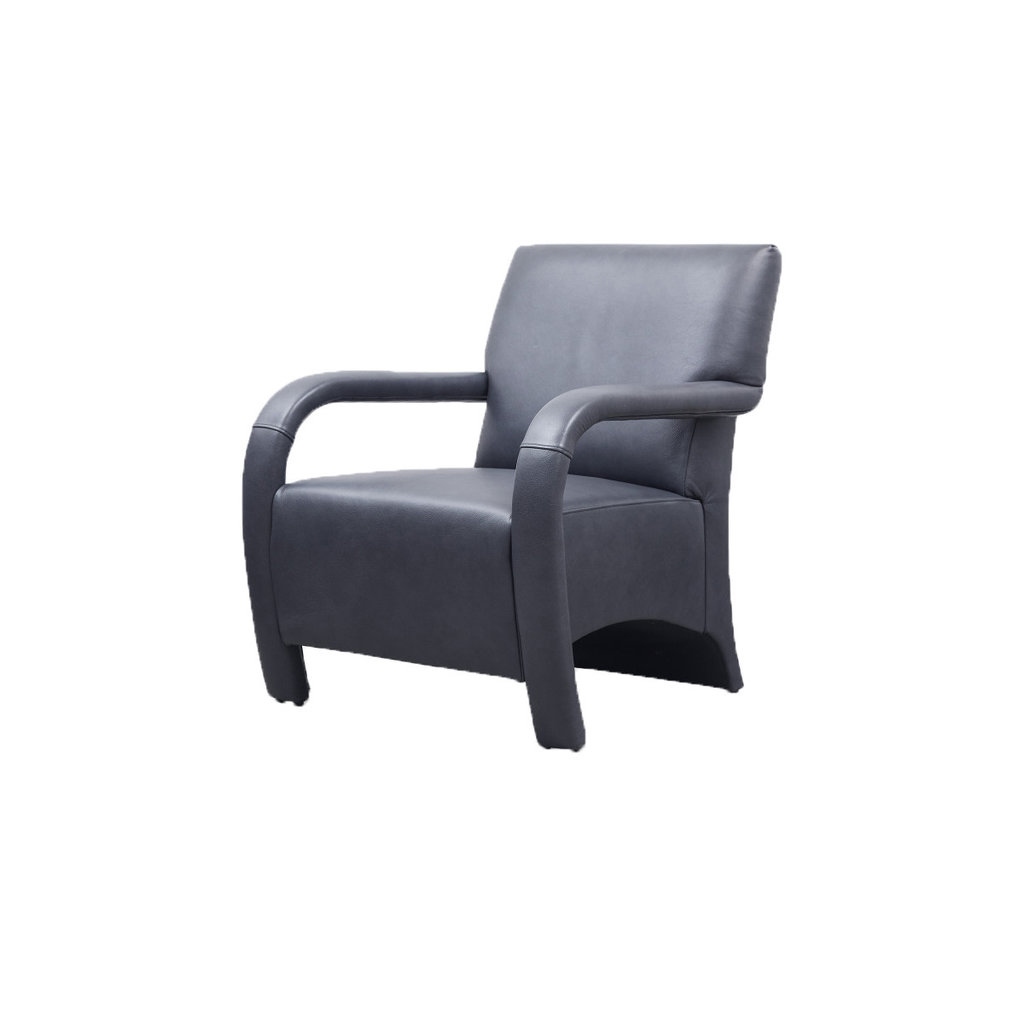 One for Victory Lubeck Chair - Arc Denim