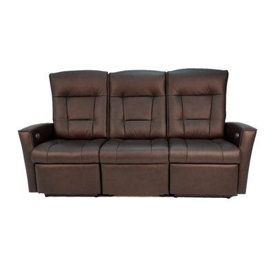 Fjords Ulstein WS 3 Seat Power Sofa /Havana 120