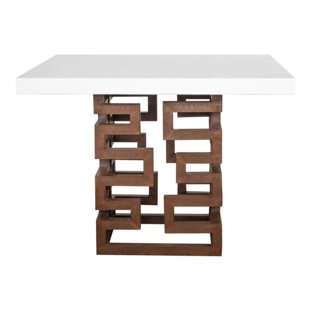 Moe's Home Collection Ivey Outdoor Square Dining Table