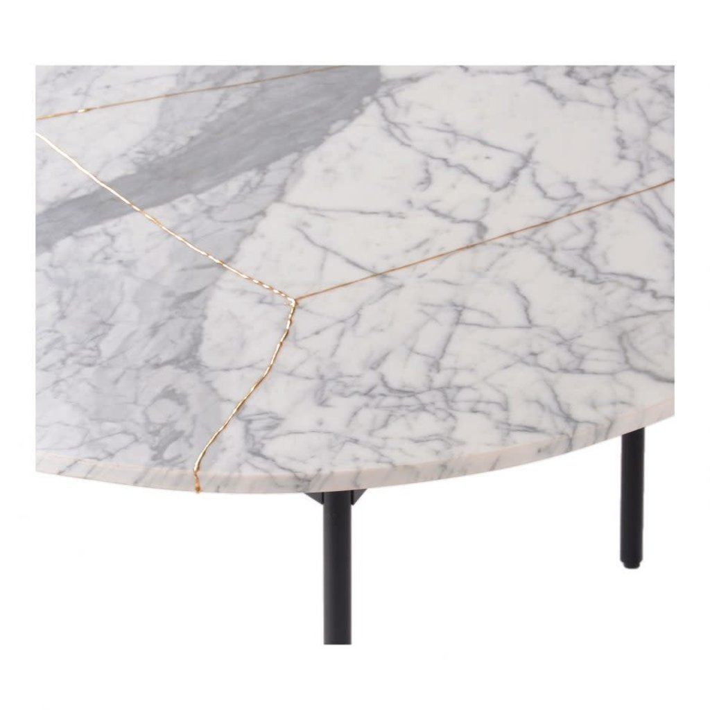 Moe's Home Collection Lava Marble Coffee Table Large