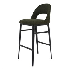 Moe's Home Collection Roger Barstool Green