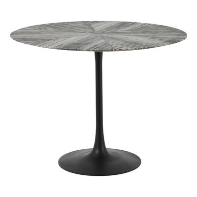 Moe's Home Collection Nyles Marble Dining Table