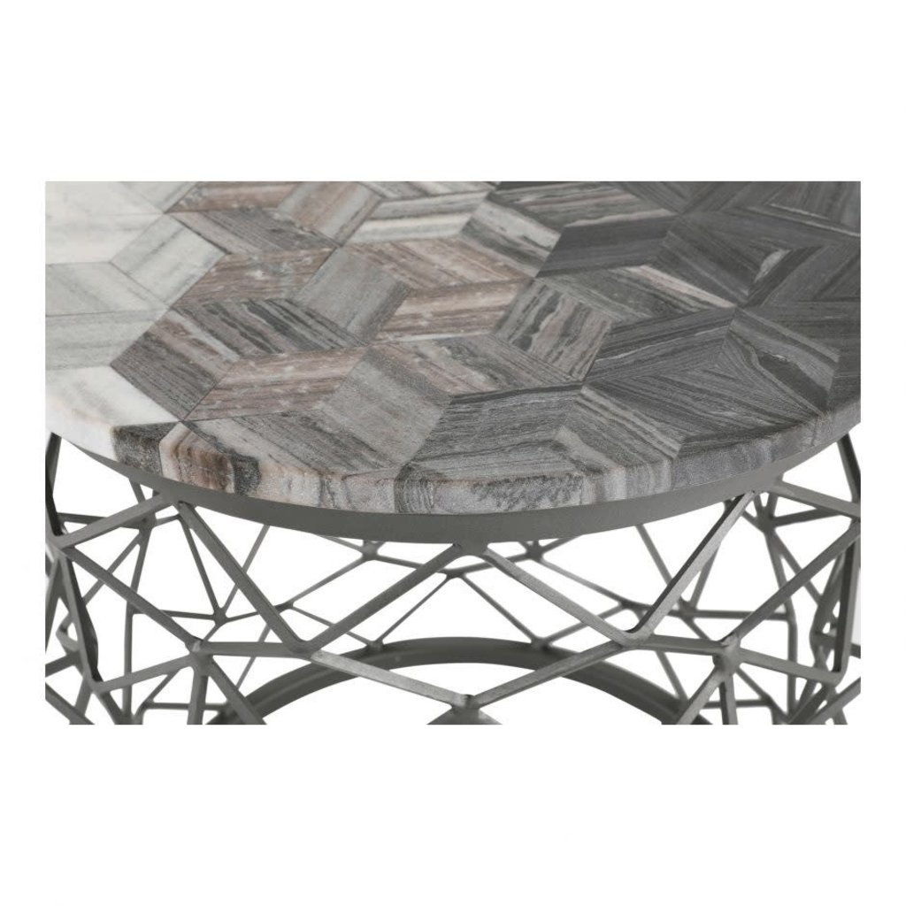 Moe's Home Collection Mythos Side Table