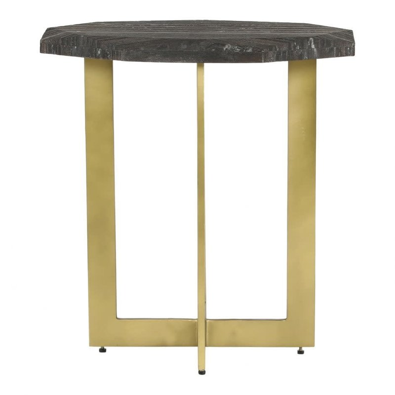 Moe's Home Collection Faccet Accent Table