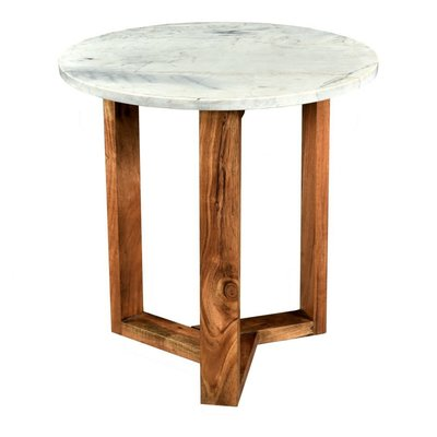 Moe's Home Collection Jinxx Side Table Brown