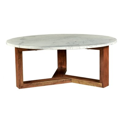Moe's Home Collection Jinxx Coffee Table Brown