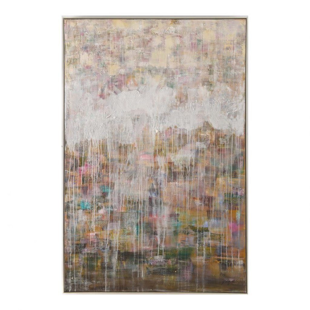 Moe's Home Collection Polychromatic Wall Decor