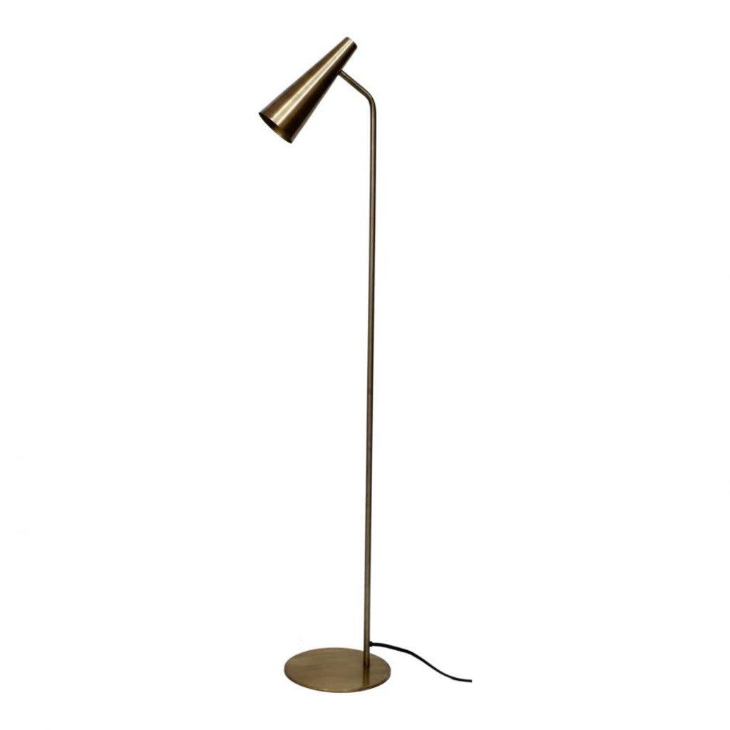Moe's Home Collection Trumpet Floor Lamp