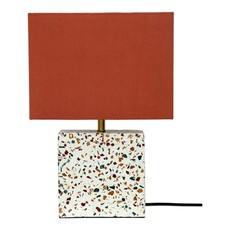 Moe's Home Collection Terrazzo Square Table Lamp
