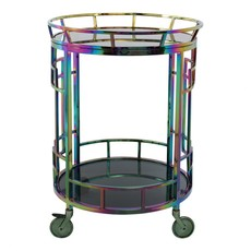 Moe's Home Collection Moonbow Bar Cart