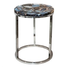 Moe's Home Collection Shimmer Agate Accent Table