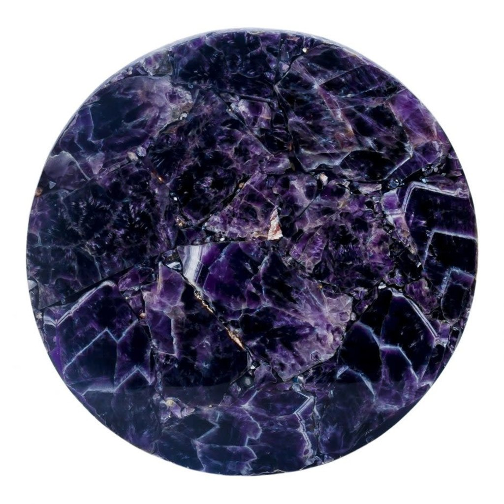 Moe's Home Collection Amethyst Accent Table