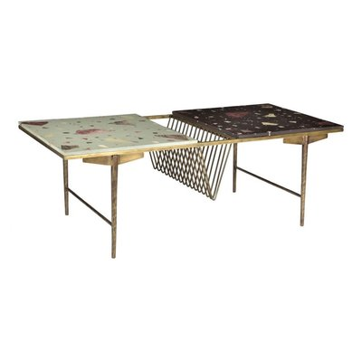 Moe's Home Collection Mosaic Coffee Table