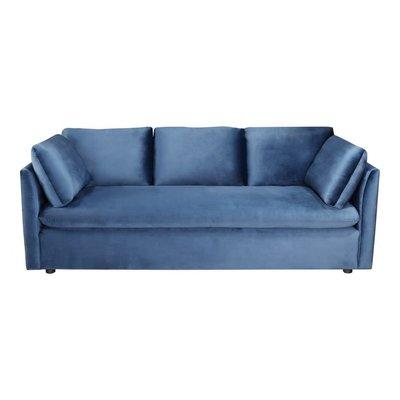 Moe's Home Collection Norton Sofa Blue