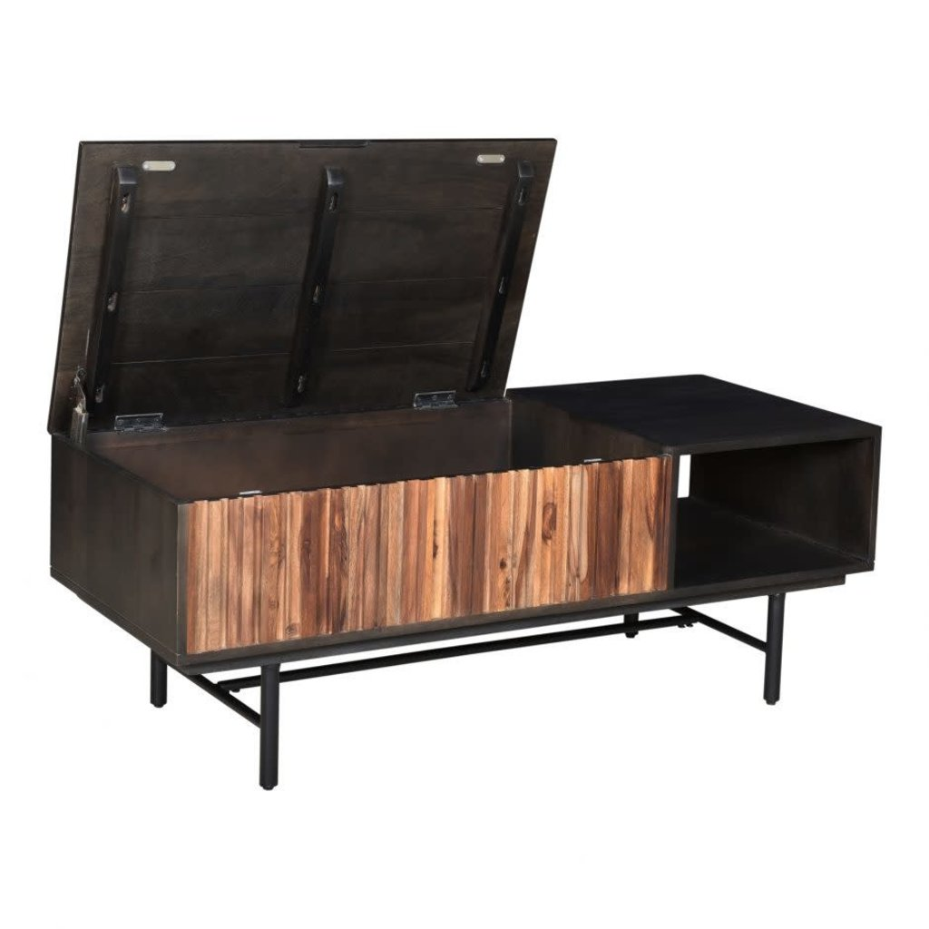 Moe's Home Collection Jackson Storage Coffee Table