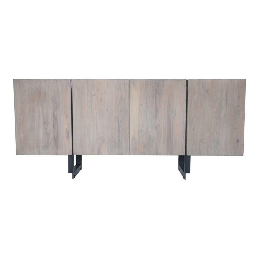 Moe's Home Collection Tiburon Sideboard Large Blush