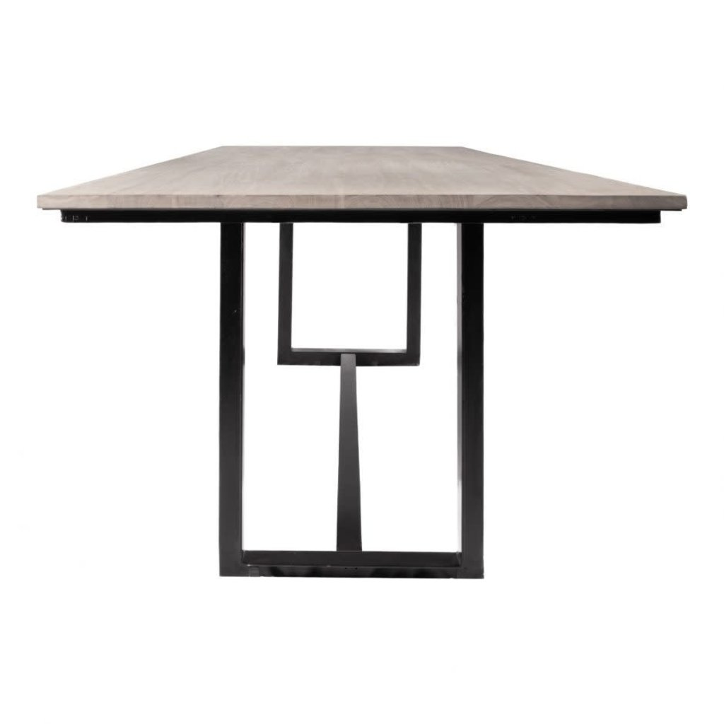 Moe's Home Collection Tiburon Rectangular Dining Table Blush