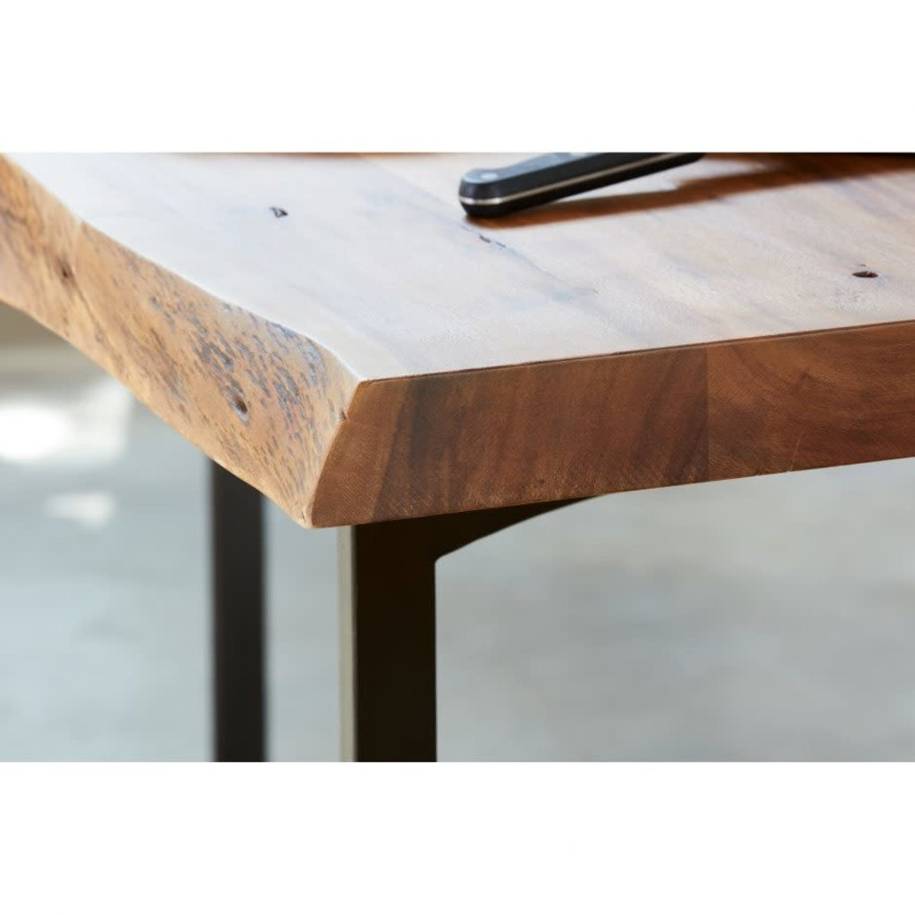 Moe's Home Collection Bent Counter Table Smoked