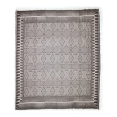 Moe's Home Collection Allfresco Throw Sand