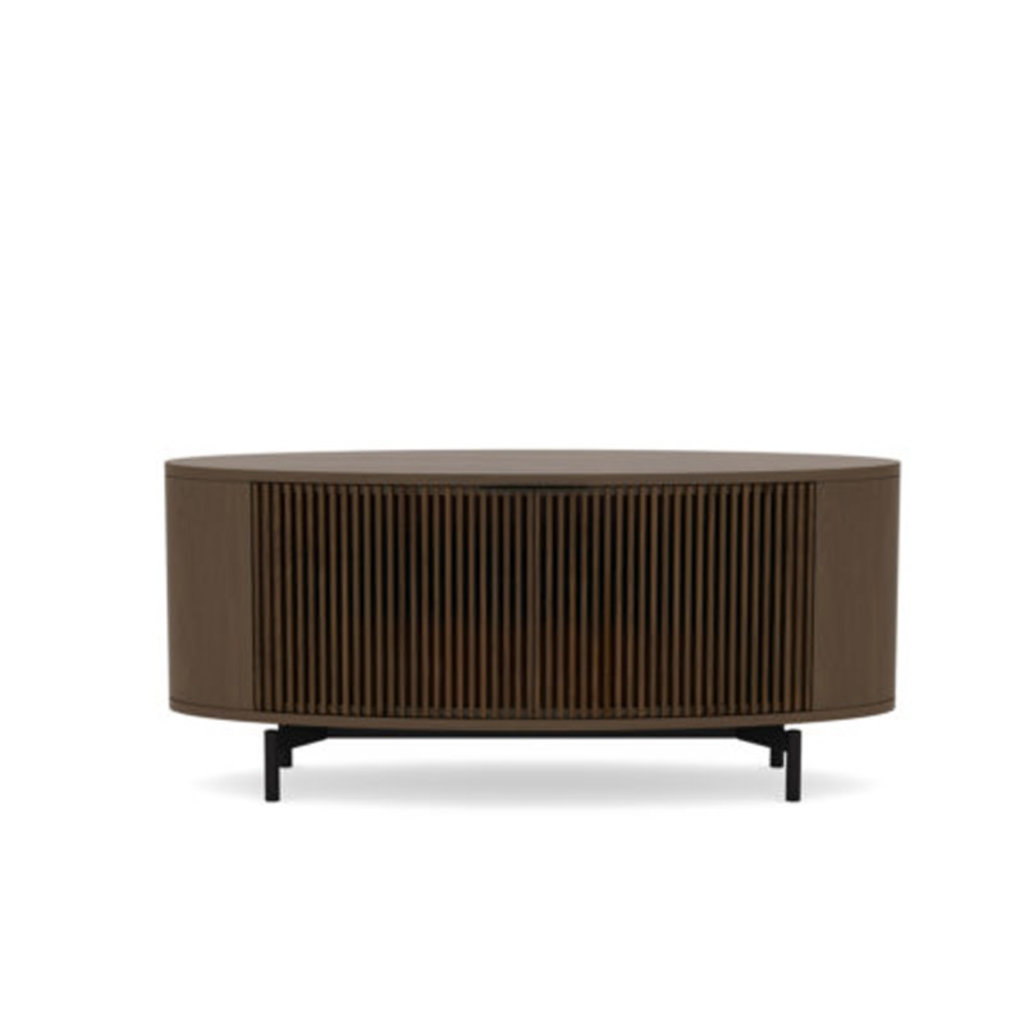 BDI Olis Toasted Walnut Double Wide Cabinet