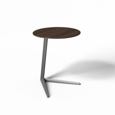 BDI MiloToasted Walnut Laptop Table