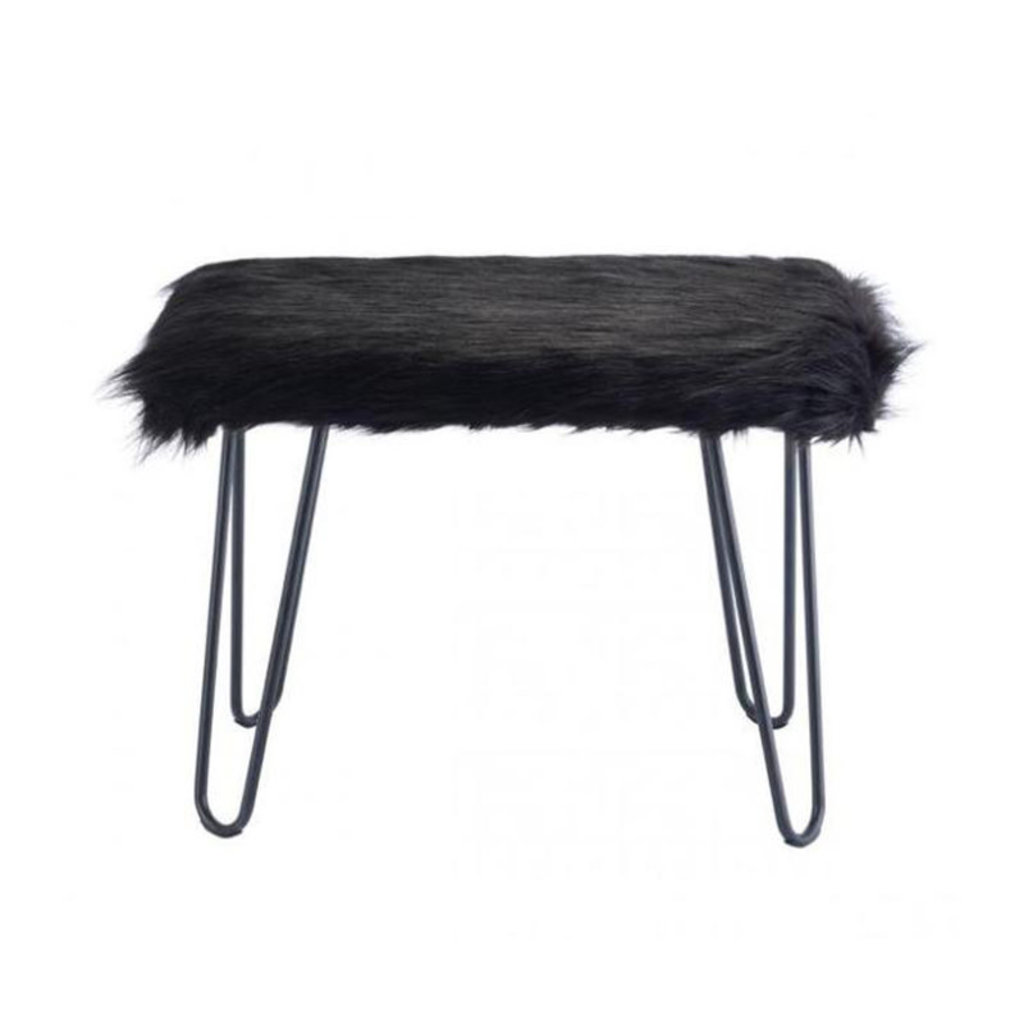 Zuo Modern Gilin Bench Black