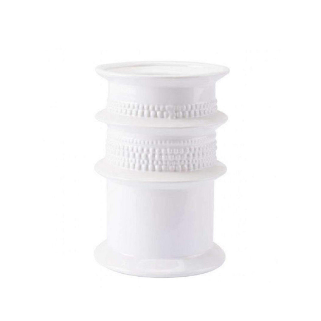 Zuo Modern Cylinder Vase White