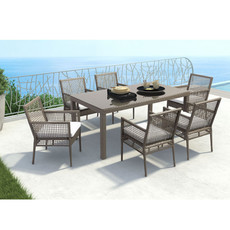 Zuo Modern Coronado Dining Table Cocoa