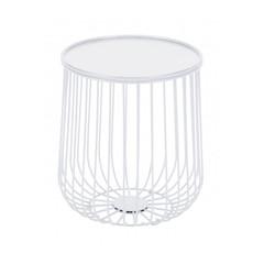 Zuo Modern Gilbert Side Table White