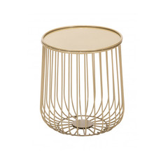 Zuo Modern Gilbert Side Table Gold