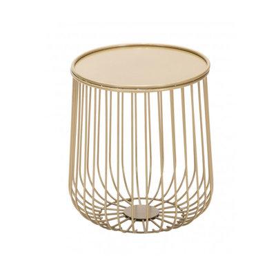 Zuo Modern Gilbert Side Table Gold