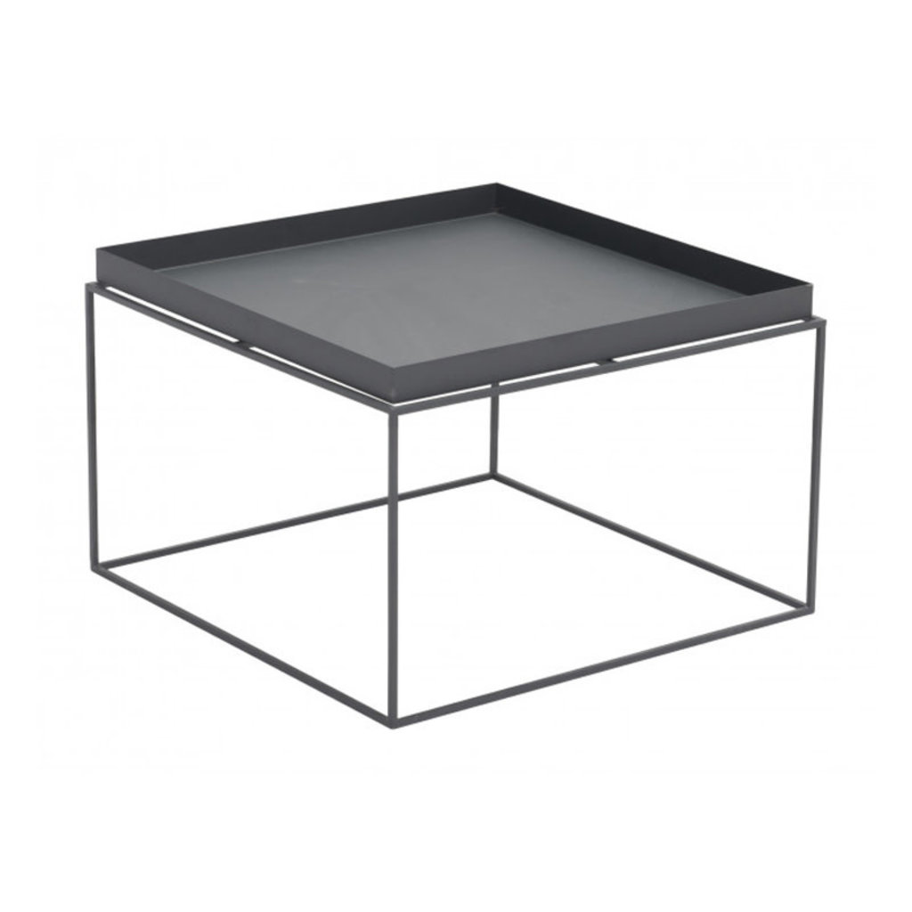 Zuo Modern Gaia Nesting Tables Black