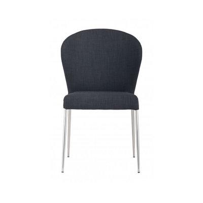 Zuo Modern Oulu Dining Chair Graphite