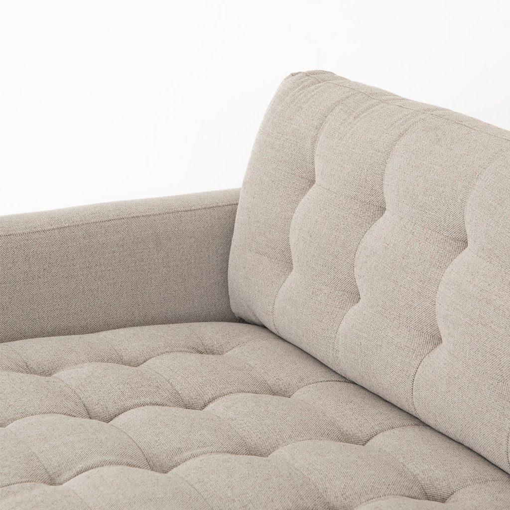 """Four Hands Lexi Sofa-89""""-Perpetual Pewter"""