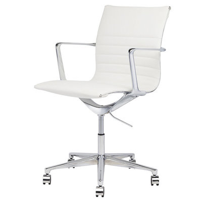 Nuevo Living Antonio Chair Office White