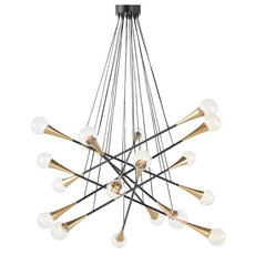 Nuevo Living The Galaxy Lighting Pendant Brass