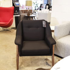 Nuevo Living Grace Occasional Chair Black