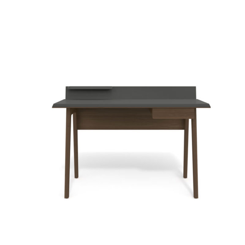 BDI Bevel Toasted Walnut Desk