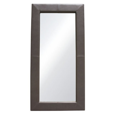 Diamond Sofa Luxe Mirror Elephant Grey
