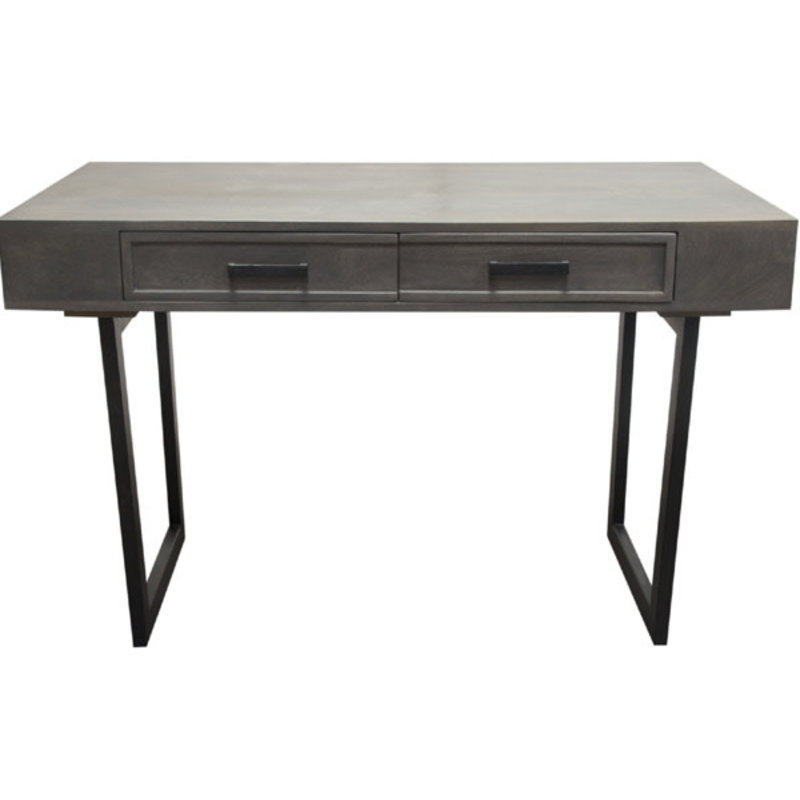 Diamond Sofa Hammond 2 Drawer Desk
