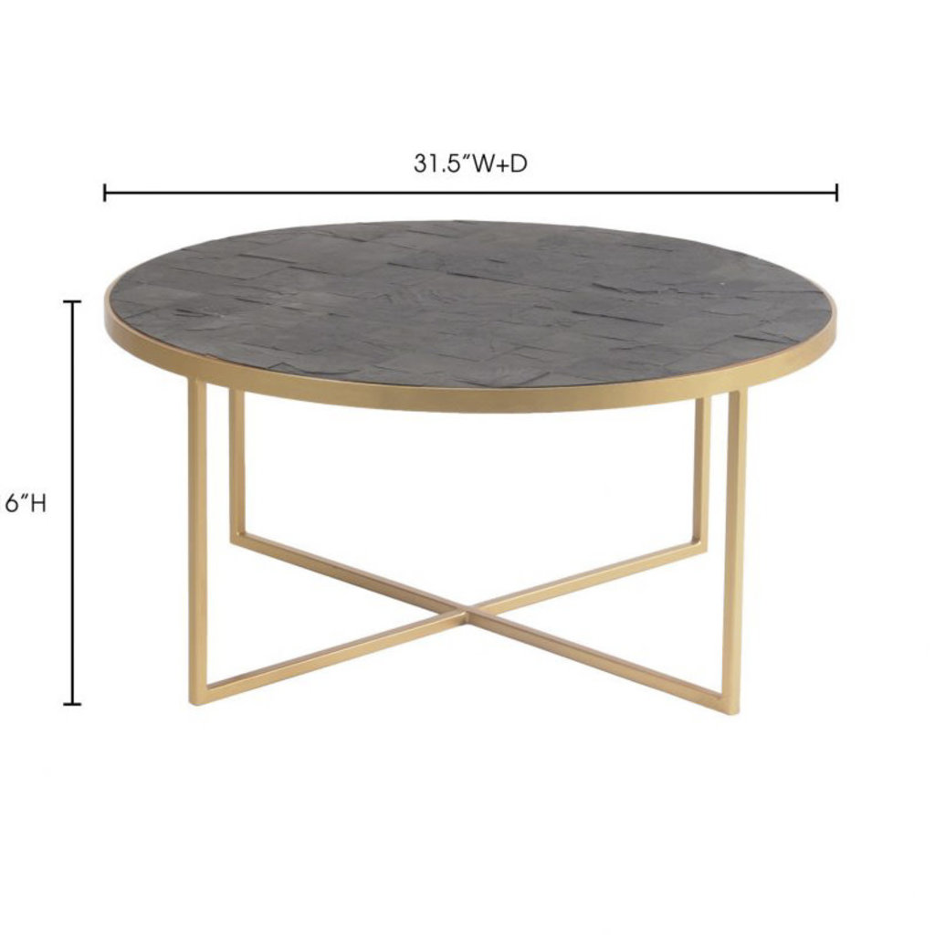 Moe's Home Collection Ardesia Coffee Table
