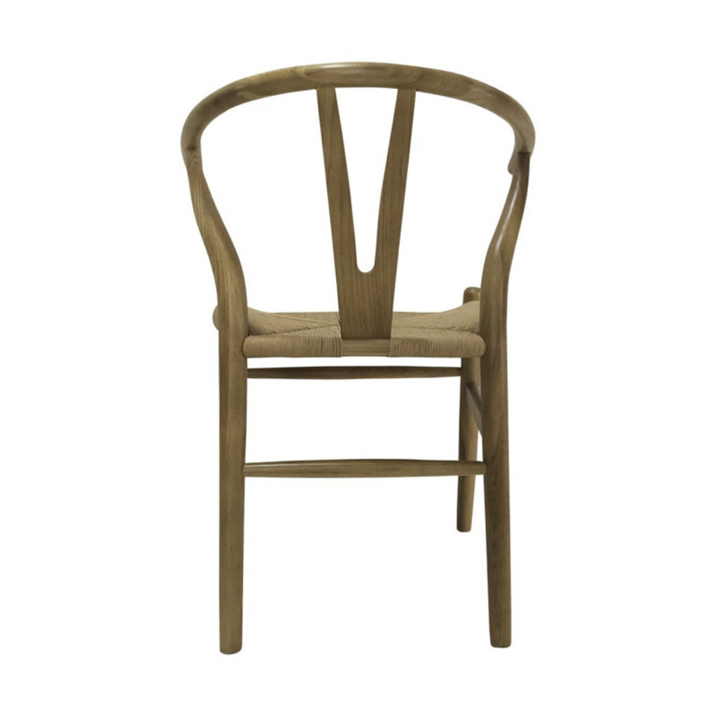 Moe's Home Collection Ventana Dining Chair Natural-M2