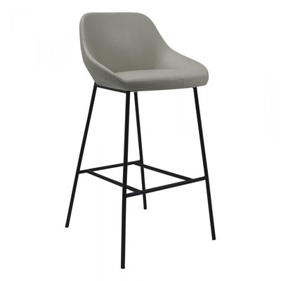 Moe's Home Collection Shelby Counterstool Beige