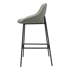 Moe's Home Collection Shelby Counter Stool Beige