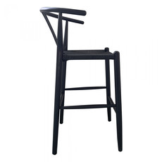 Moe's Home Collection Ventana Counterstool Black